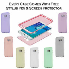 Fundas Para Samsung Galaxy S7 edge color principal transparente para teléfonos móviles y PDAs