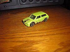 Nice Hot Wheels 1/64 VW Volkswagen Brasilia 2 Door Hatchback Sports Car