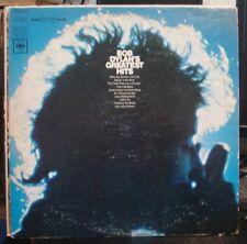 Bob Dylan Greatest Hits LP pressing 1967 pressing Rainy Day Women #12 & 35