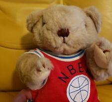 Gorham Bear Basketball NBBA 1985