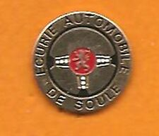 pin's pins  Ecurie automobile blason de Soule Pays basque