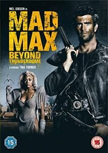 Mad Max 3 - Beyond Thunderdome (1985) [DVD][Region 2]