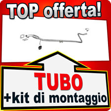 Tubo FORD FIESTA VI 1.25 1.4 16V 07.2008-08.2009 Marmitta BDD