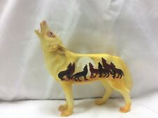 Call of the Wolf Wolf Pack 2006 #14135 Westland Giftware Figurine retired 2009