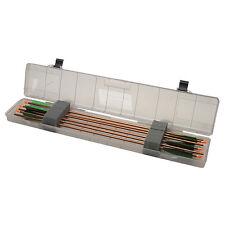 MTM Compact Arrow Case, Clear Smoke