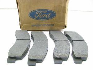 Front MKD824 Metallic Pads 2000 2001 2002 2003 2004 F250 SUPER DUTY 4WD 4X4