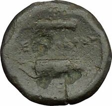 Alexander III the Great as Hercules 336BC Ancient Greek Coin Bow Club i39367