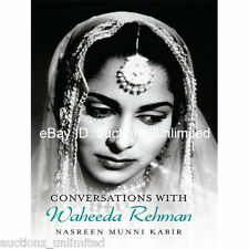 Conversations with Waheeda Rehman Nasreen Munni Kabir - Paperback Free Shipping