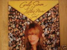 CARLY SIMON   LETTERS NEVER SENT CD-4