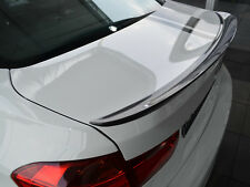 BMW F30 Trunk Deck Lip Spoiler P Type 2012-2014