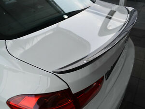 BMW F30 Trunk Deck Lip Spoiler P Type 2012-2018