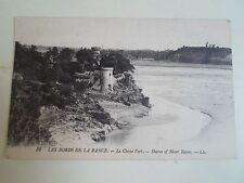 Old Postcard 39 LES BORDS DE LA RANCE - Shores of River Rance L.L. Unposted