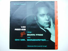 "7"" Vic Reeves : Born Free 