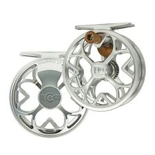 NEW ROSS COLORADO LT 0/3 CLICK DRAG FLY REEL PLATINUM FREE $60 FLY LINE, BACKING