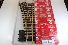 LGB 16150 Elektrische Weiche links R3 Neuware.