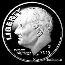 2019 S  Roosevelt Dime Silver Proof ~ US Coin from Silver Mint Proof Set