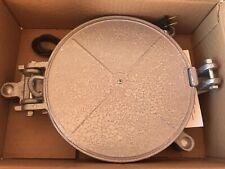 "Tortillera Cast Iron Electric Mexican Flour Tortilla Maker Press Machine 10""in"