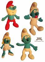 The Smurf Soft Plush Teddy Hefty Smurf Toy 20CM