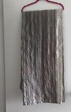 Fabric Shower Curtain Multi Earth Tone Colors 72x72