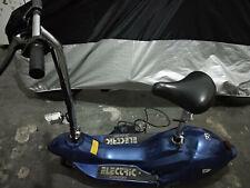 Monopattino elettrico e-Scooter Electric Scooter Freeride con ruote da strada