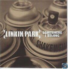 "LINKIN PARK SOMEWHERE I BELONG / STEP UP 7"" 45T 5439166647"
