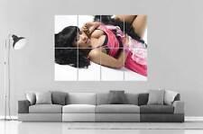 Nicky Minaj Sexy Wall Art Poster Great Format A0 Wide Print