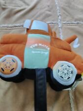 Cars 2 Tow Mater Plush Truck