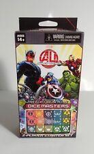 Age of Ultron Dice Masters Starter Set New Wizkids Marvel Iron Man Look!