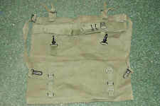 BRITISH ARMY TOOL ROLL PONCHO ROLL 58 PATTERN FALKLANDS IN GREAT MINT COND