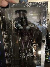Neca Teenage Mutant Ninja Turtles Super Shredder Shadow Master Walmart Excl New