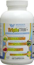 TripleTrim+  is Garcinia Cambogia, Green Coffee Bean Extract & Raspberry Ketones
