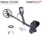Nokta Makro Simplex+ wasserdichter Metalldetektor / Metallsonde