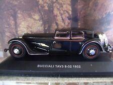 1/43  Ixo museum  BUCCIALI TAV3 8-32 1932  #MUS032