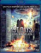 BLU RAY - LAST DAYS OF LOS ANGELES