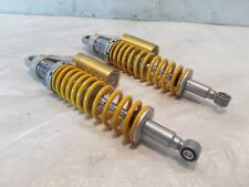 """Royal Enfield Continental GT 535 Paioli Rear Suspension Shock Absorbers 14"""""""