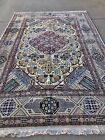 Fine Quality Genuine Large Wool Hand knotted handmade Carpet