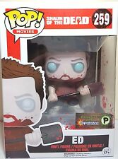 Funko Pop Ed # 259 Shaun of The Dead Exclusive supanova Vinyl Figure