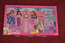 Mattel Barbie Glam Fashion Collection X3497