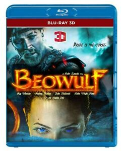 Beowulf (2007) Blu Ray 3D