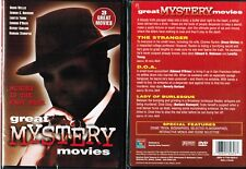 Great Mystery Movies Stranger / Doa / Lady Of Burlesque New DVD Orson Welles