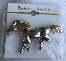 - Gift Boxed Horse Jewelry Pin- New