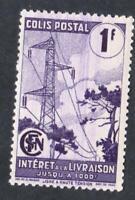 colis postaux  N°: 220 A  NEUF ** sans   défauts TB  année 1945 CV : 10 €