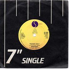 "MADONNA - HOLIDAY (7"" single)"