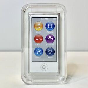 Apple iPod Nano 7th Generation Grey Silver 16GB A1446 NEW SEALED