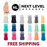 WOMEN'S IDEAL RACERBACK TANK 1533-Next Level Apparel Women's Lightweight Jersey