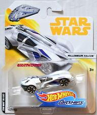 Hot Wheels 2018 Star Wars Halcón Milenario Coche Naves