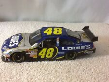 Cool 2007 LOWES 48 Impala 1:24 Die Cast Car pre-owned MUST HAVE COLLECTIBLE Nice