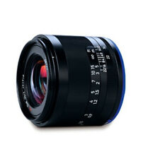Zeiss Loxia 50mm f/2 Planar T* Lens for Sony Alpha A7 Series & Sony E Mount