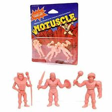 Masters of the Universe MOTUSCLE Mini-Figure A-Pack - M.U.S.C.L.E. He-Man