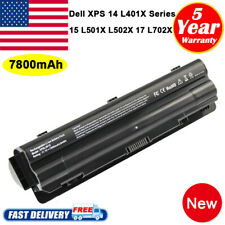 Battery for Dell XPS 14 15 17 L401X L501X L502X L701X L702X J70W7 JWPHF 312-1123